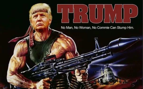 트럼프-마초